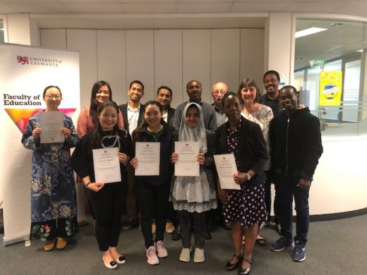 Refugee and migrant mentoring