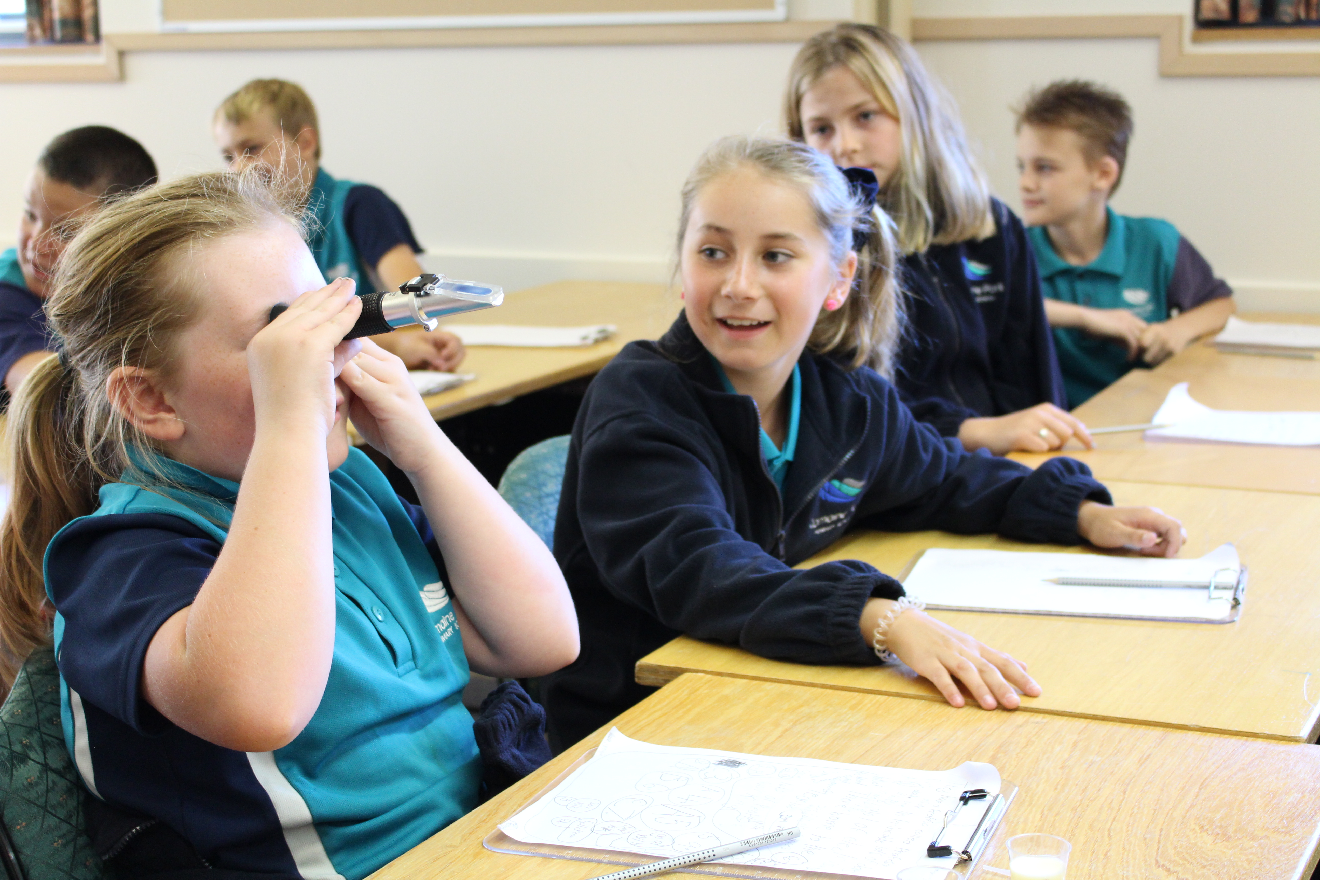 School students dream BIG during higher education visits