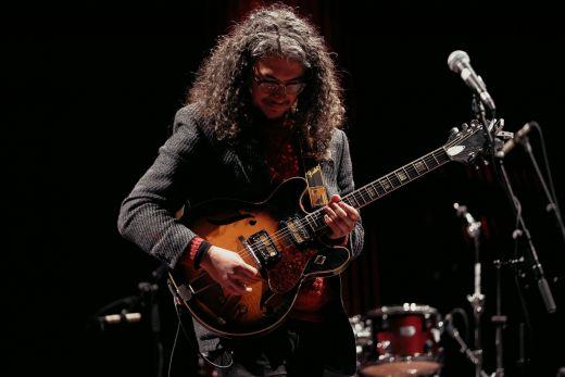 Singer-songwriter guitarist Christian 'Karai' Hemara